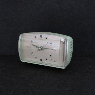 Wecker - Tischuhr,  Diehl - Mini Clock - Electro (hybrid),  50er Jahre - Top Bild