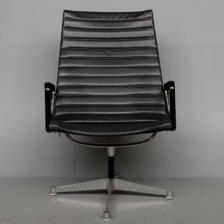 2 Stück Vintage Eames Aluminium Group Lounge Chairs,  Hersteller Hermann Miller Bild