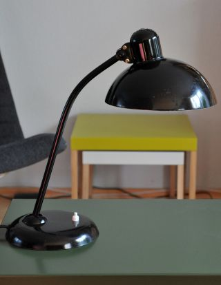 Kaiser Idell 6556,  Lampe,  Leuchte,  Bauhaus,  Christian Dell,  Art Deco Bild