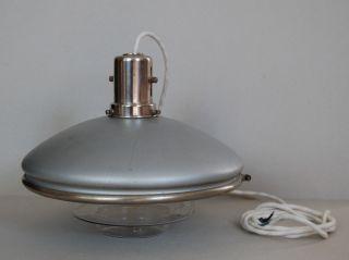 Megaphos Sistrah Deckenlampe 30er Jahre Entw.  C.  F.  Otto Müller Bild