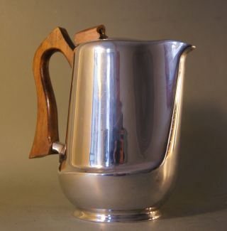 Kaffeekanne,  Picquot Ware Art Deco,  England Bild