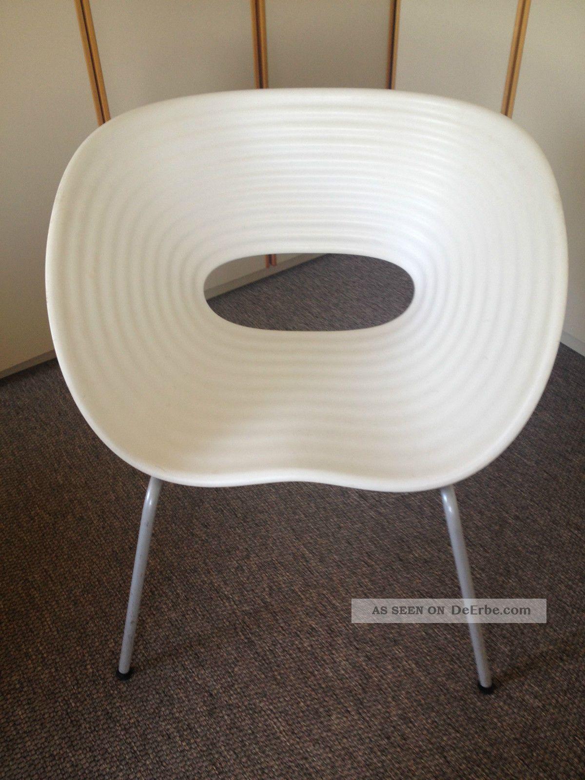 vitra stuhl tom vac wei designklassiker. Black Bedroom Furniture Sets. Home Design Ideas