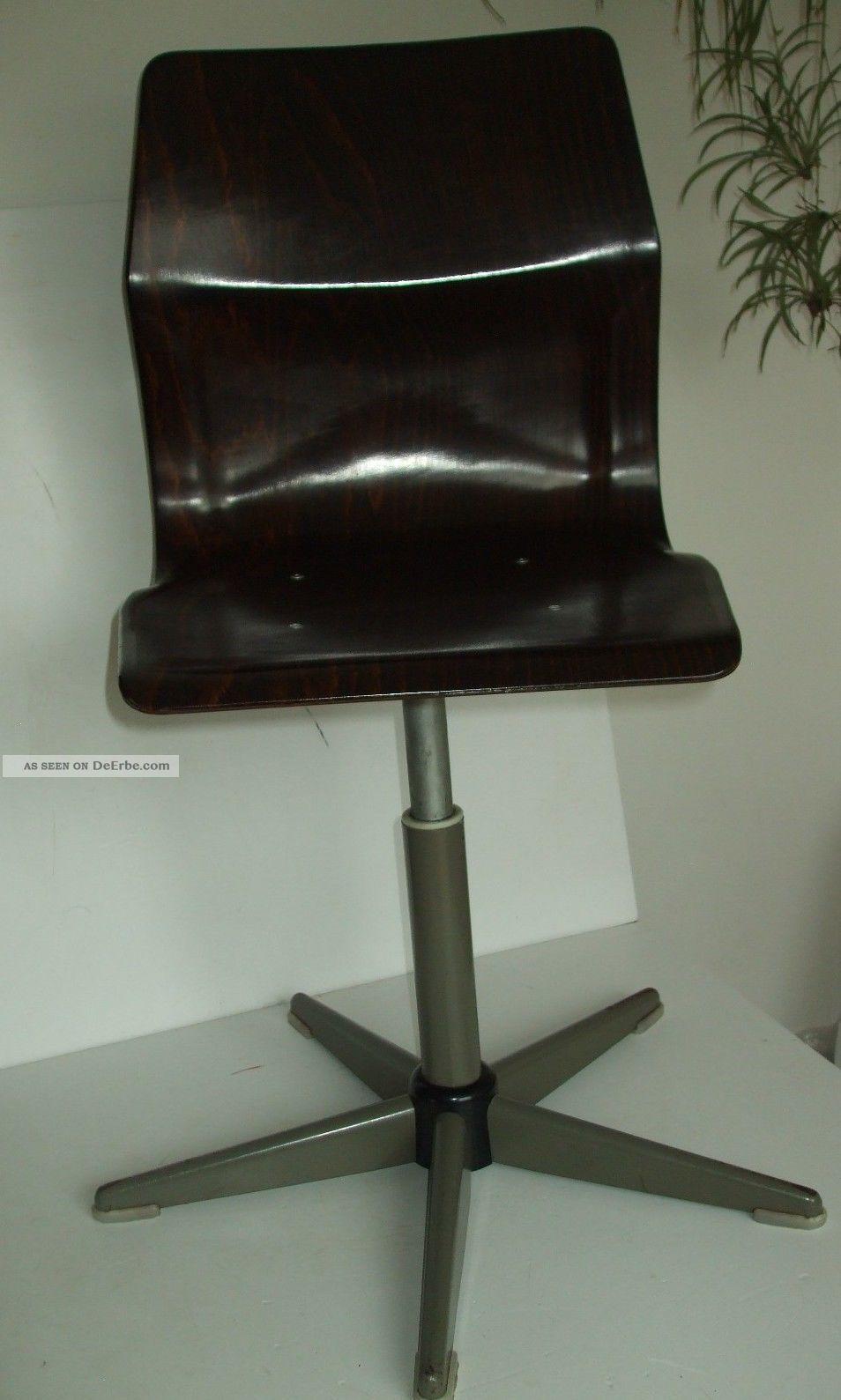 Eames Drehstuhl Ea Eames Brostuhl Halbhoher Fice Chair