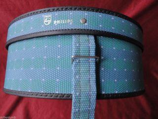 Philips Alte Box Rund Aufbewahrung Pappkarton Hutschachtel Perücken Kosmetik Rar Bild