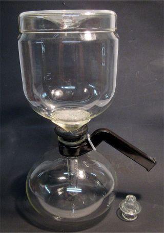 Uralt Kaffeemaschine - Kaffee - Bereiter Sintrax 1 1/2 Liter,  Schott & Gen Jena Bild