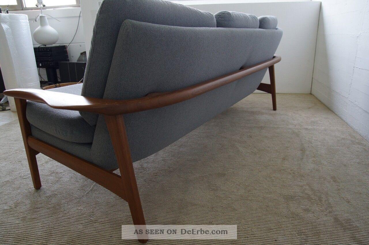 daybed sofa tagesbett canap wegner ra teak sessel. Black Bedroom Furniture Sets. Home Design Ideas