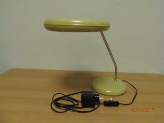 Schreibtischlampe ddr bild for Tisch kugellampe design