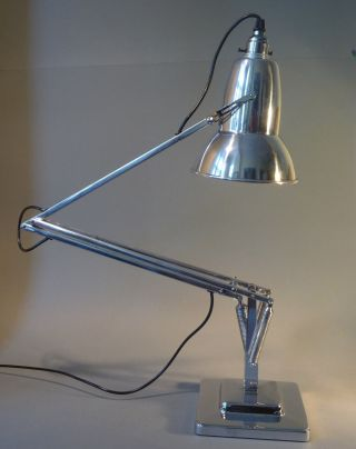 Anglepoise Bürolampe,  Herbert Terry&sons,  England Bild