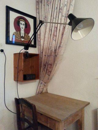 Kaiser Schreibtischlampe Scherenlampe Architekten Lampe Loft Leuchte 60er/70er Bild