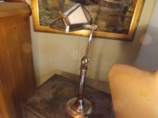 // Pirouette // Art - Deco // Tischlampe // Bild