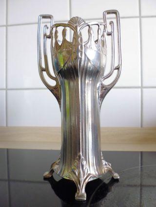 Wmf Jugendstil - Vase - Um 1890 - Albin Müller Bild