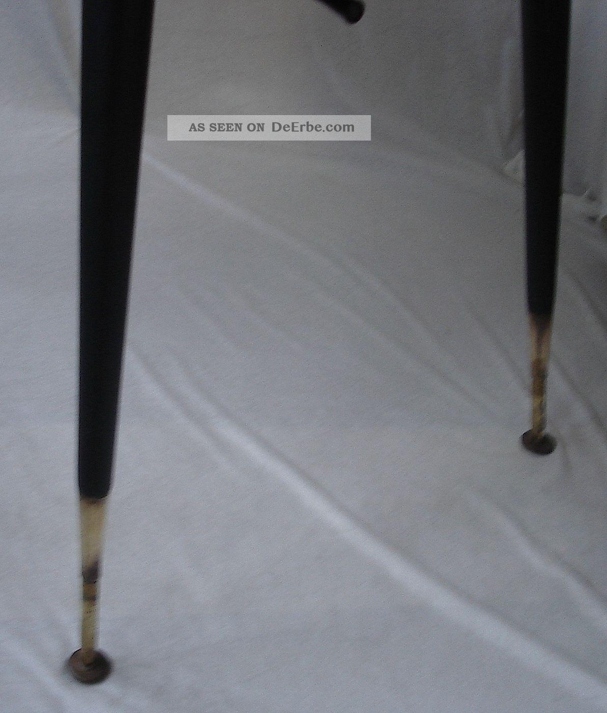 Eleganter Esstisch Ausziehbar, Couchtisch, 50er 60er