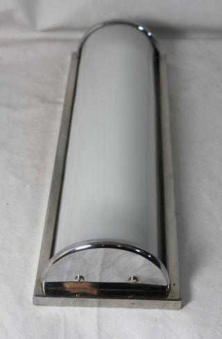 Art Deco Lampe - Wandlampe - Bauhaus Bild