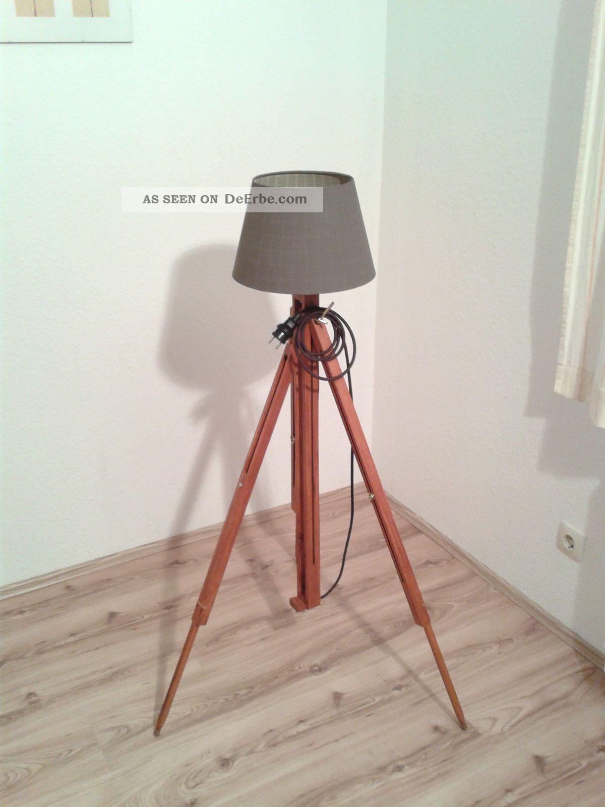 design lampe stehlampe bauhaus tripod lamp kugel architekt. Black Bedroom Furniture Sets. Home Design Ideas