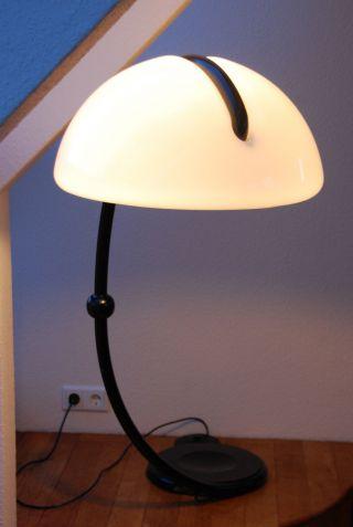 Vintage Serpente Elio Martinelli Luce Lounge Floor Lamp Spaceage Stehlampe Lampe Bild