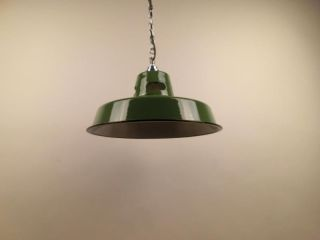 Industrie Fabrik Emaile Lampe Bauhaus Design Loft Industrial Lamp Enamel Shades Bild