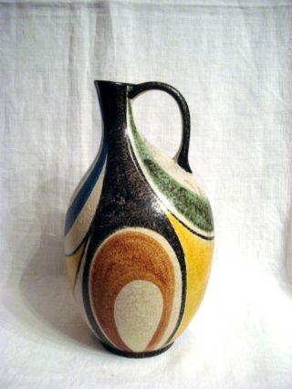 Ruscha Keramik Kanne