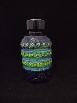 Vase Keramik Pottery Handmade Studiokeramik 60er 60`s 70er 70`s Design Entwurf Bild