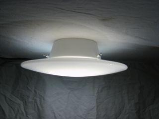 Orig.  50er Louis Poulsen Arne Jacobsen Deckenlampe Ufo Wandlampe Discus Eklipta Bild