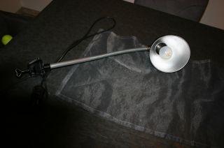 Kaiser Idell Drehschalter Klemm - Lampe Bürolampe Bauhaus Schwanenhals Bild
