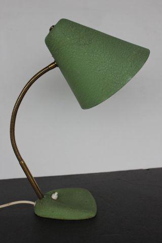 1950er Design Tischlampe / Schreibtischlampe