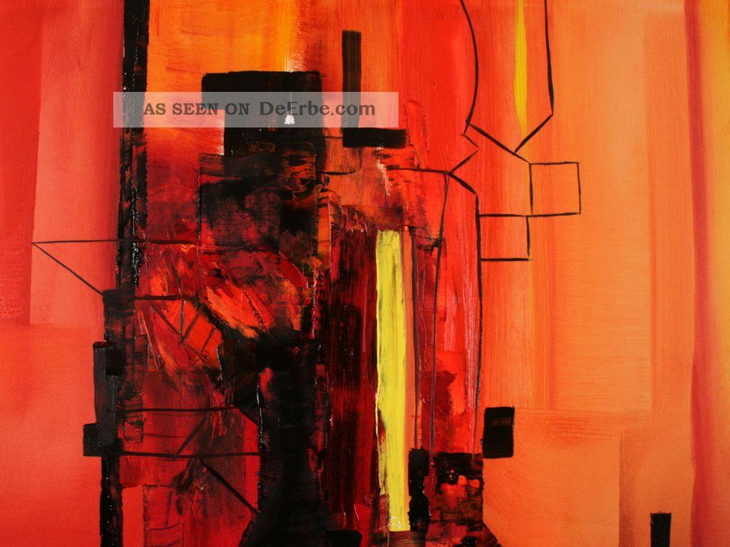 Moderne Kunst Bilder Auf Leinwand ~ Moderne kunst malerei abstrakt xxl bild Öl leinwand von bozena