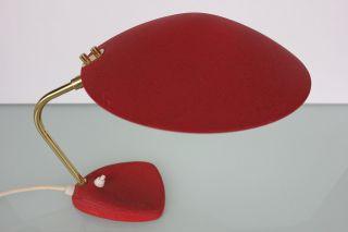"""1950er Designer Tischlampe Mit """"chinesenschirm"""" - Louis Kalff? Bild"""
