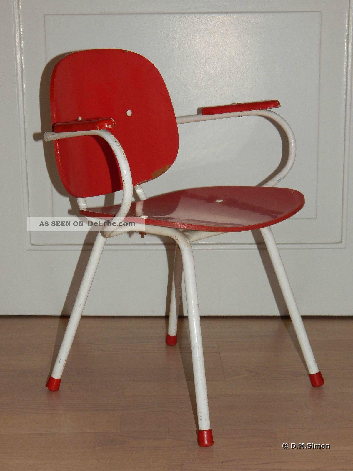 Stuhl mit armlehnen kinderstuhl kindersessel puppenstuhl for Stuhl stahlrohr