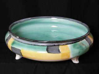 Luise Harkort Velten Vordamm Design Schale Bauhaus Art Deco Obstschale Keramik Bild