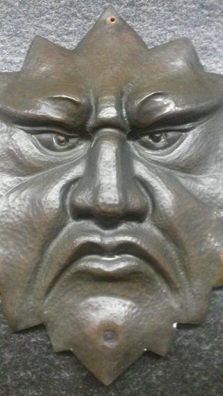 Hayno Focken Art Deko Maske Bauhaus Xxx Selten Xxx Bild