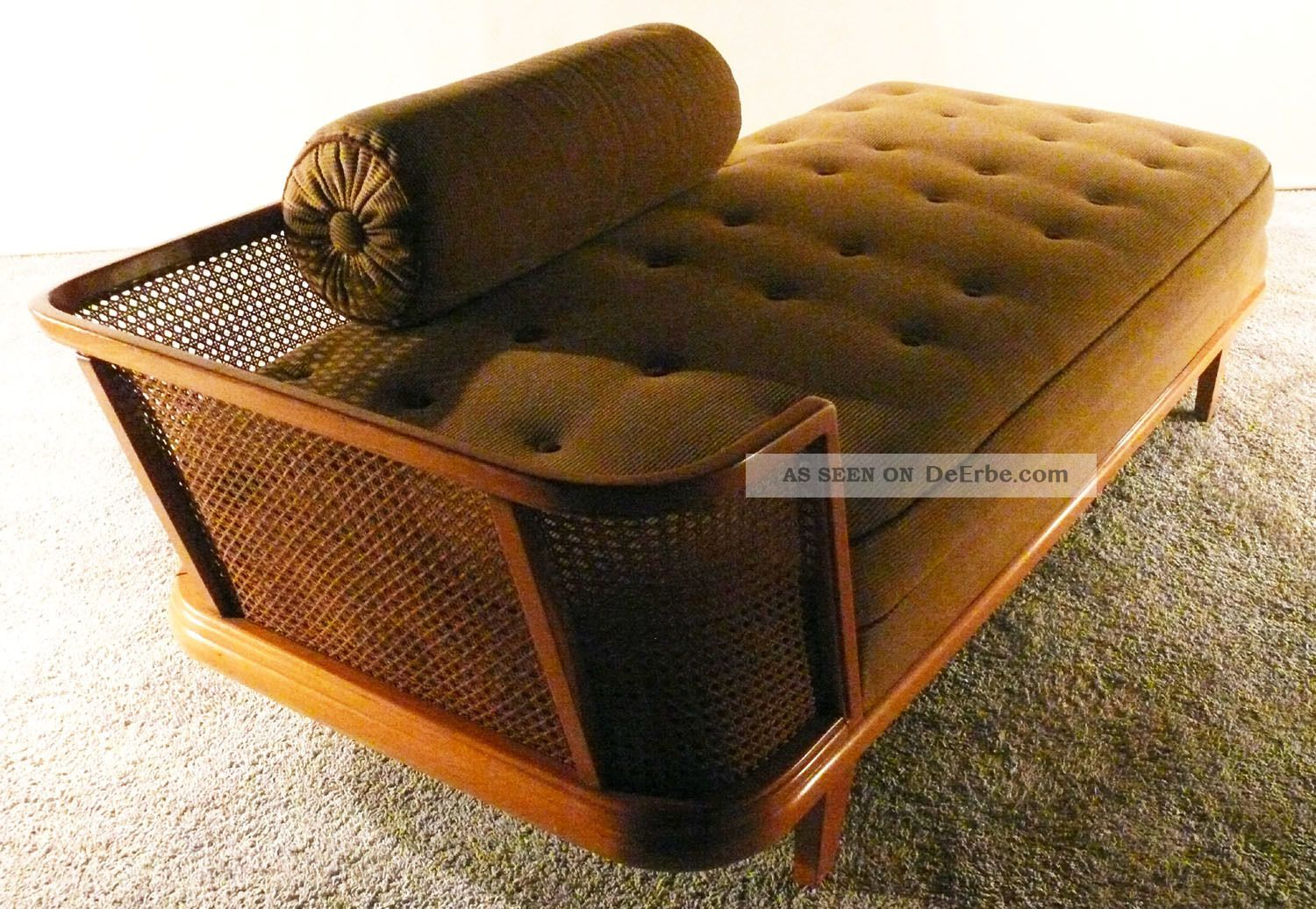 30er recamiere art deco daybed chaiselonge canape sofa. Black Bedroom Furniture Sets. Home Design Ideas