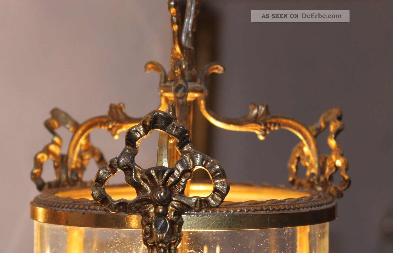 Kronleuchter Jugendstil ~ Traumhafte antike laterne kronleuchter jugendstil louis xvi