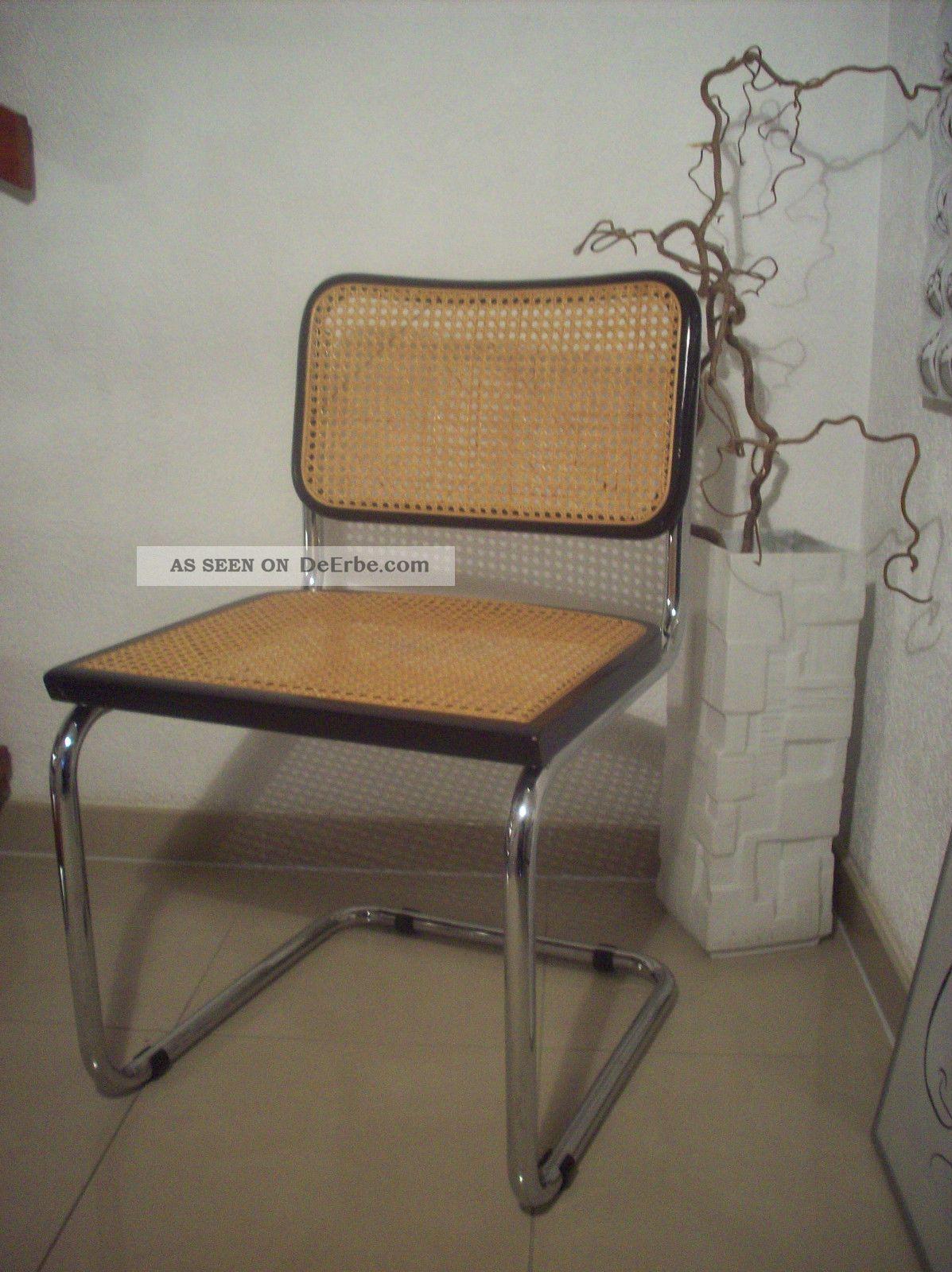 gavina s 32 freischwinger marcel breuer armlehnstuhl. Black Bedroom Furniture Sets. Home Design Ideas