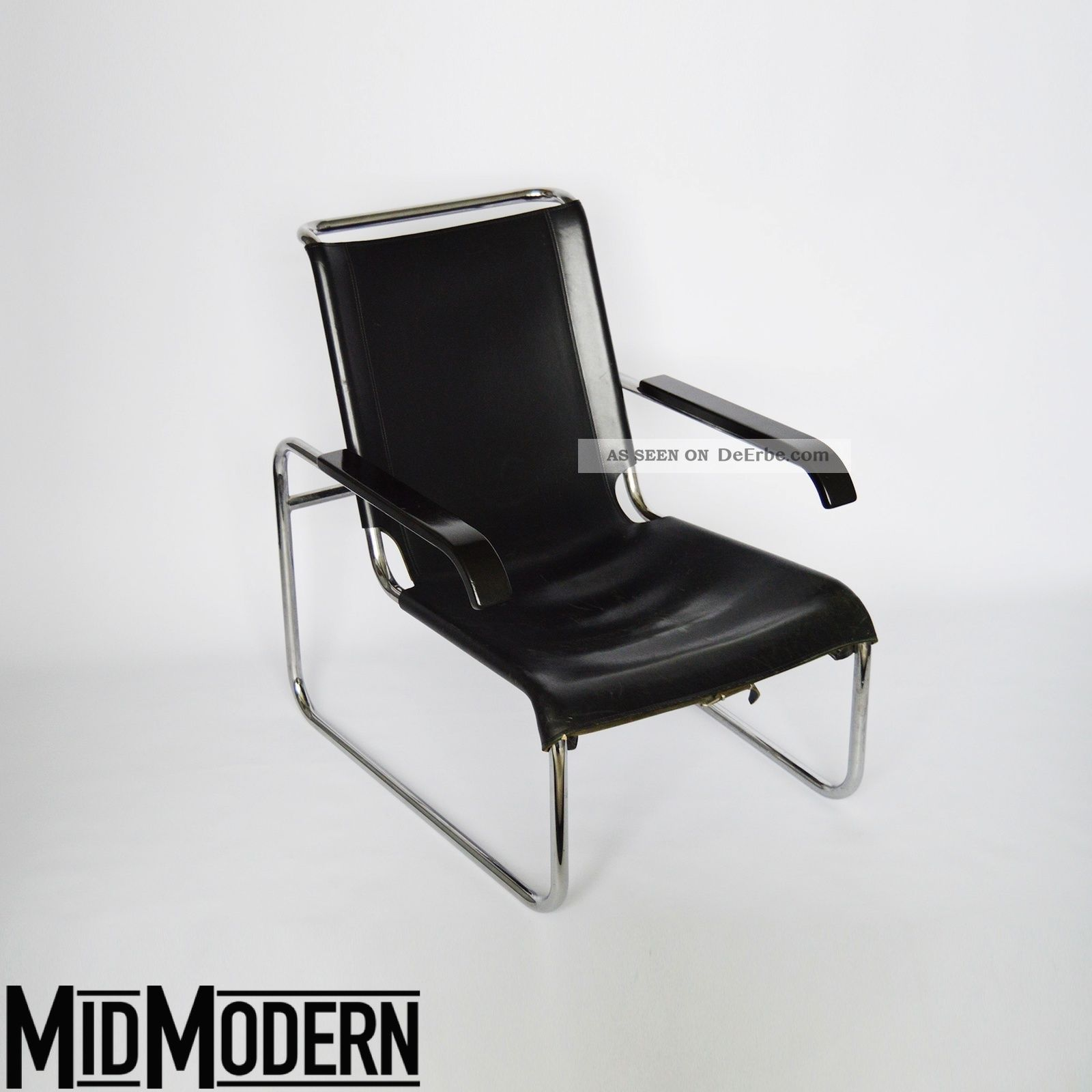 thonet s 35 by marcel breuer 1929 freischwinger sessel. Black Bedroom Furniture Sets. Home Design Ideas