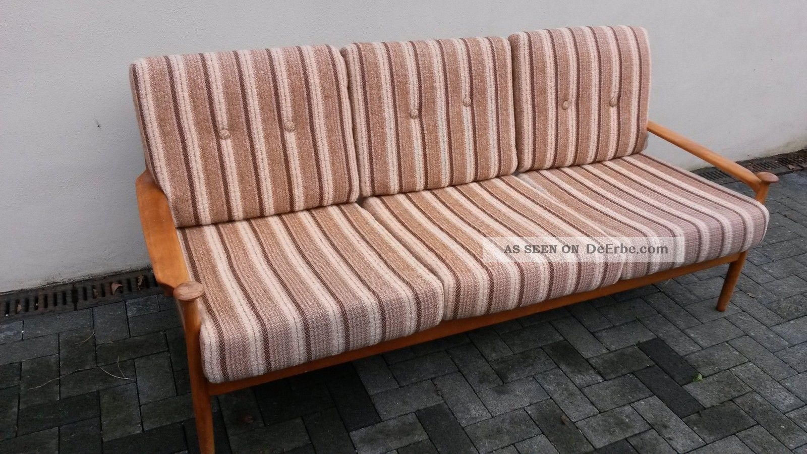 Sofa 60er great with sofa 60er senator furniture luxury for Sofa 60er gebraucht