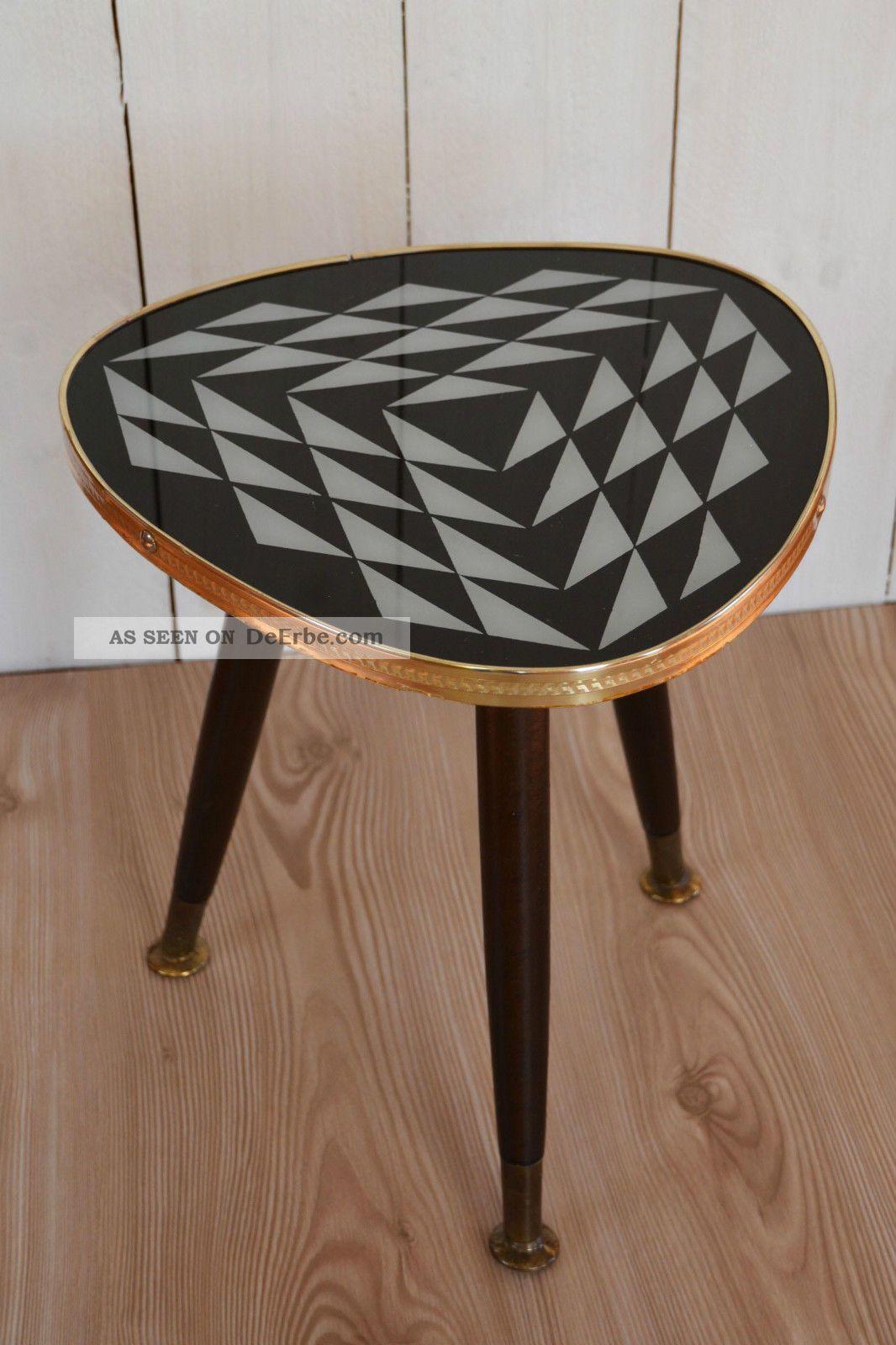 beistelltisch 50er 60er bestseller shop f r m bel und einrichtungen. Black Bedroom Furniture Sets. Home Design Ideas