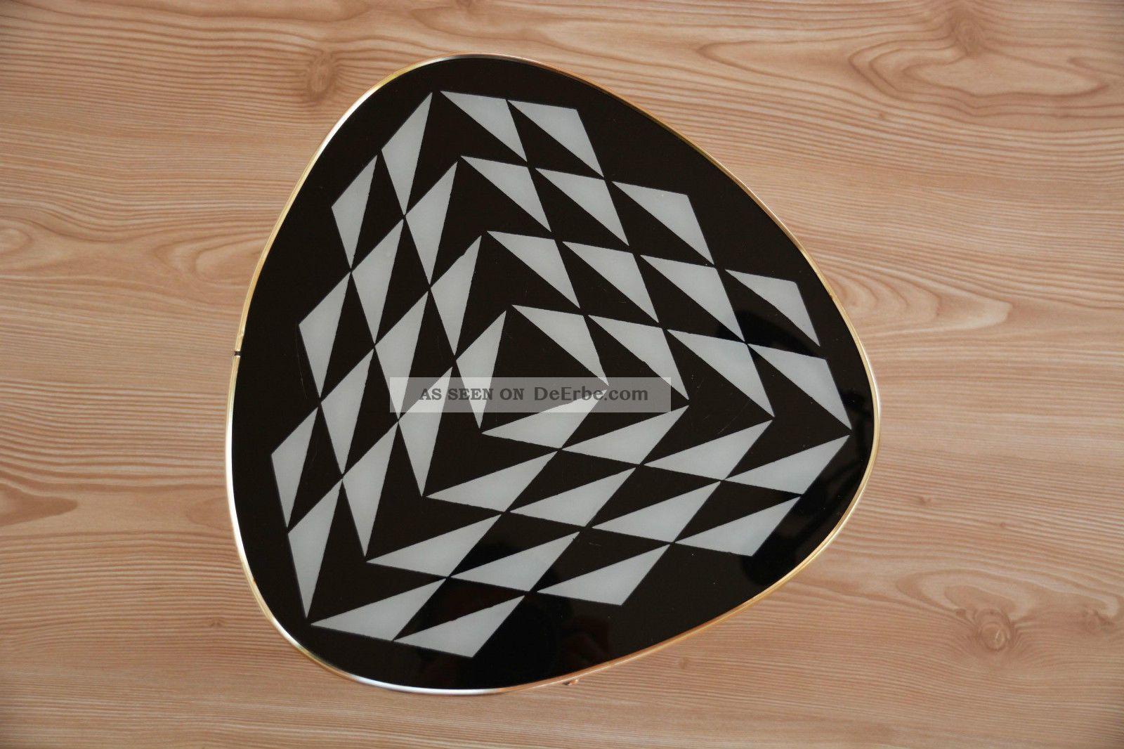 50er 60er nierentisch beistelltisch blumenhocker. Black Bedroom Furniture Sets. Home Design Ideas