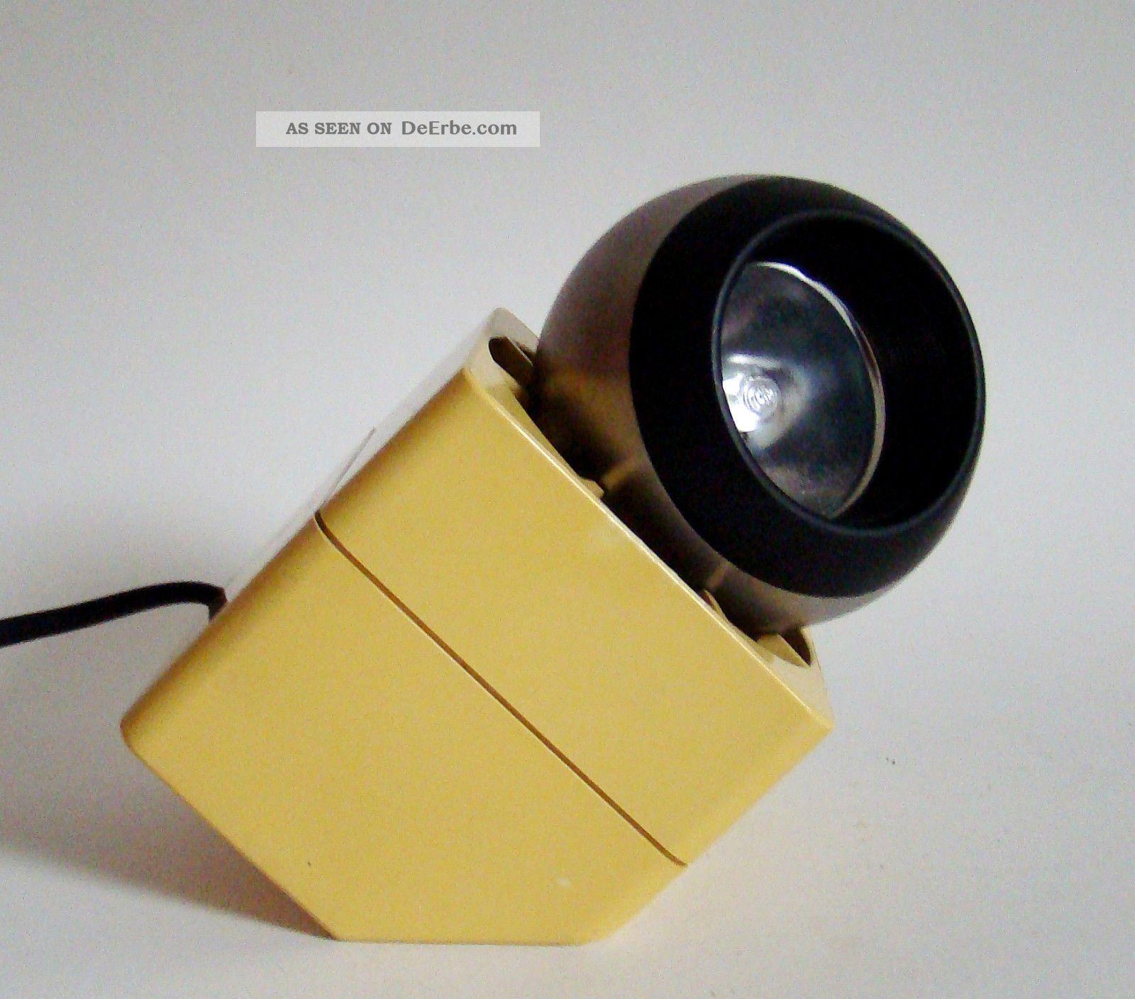osram mini spot leuchte lampe beige designklassiker. Black Bedroom Furniture Sets. Home Design Ideas
