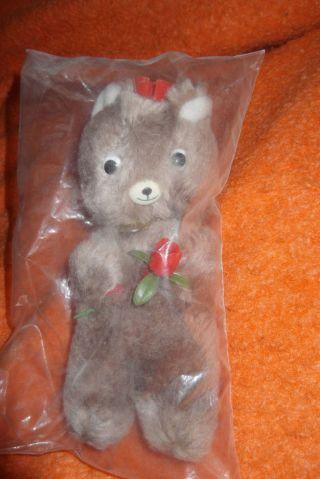 Berliner Bär,  Teddy,  Teddybär,  Gut Erhalten,  Ddr,  Neuwertig Bild