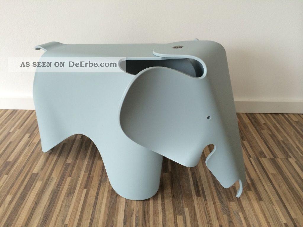 Eames Elefant Vitra In Eisgrau 1960-1969 Bild