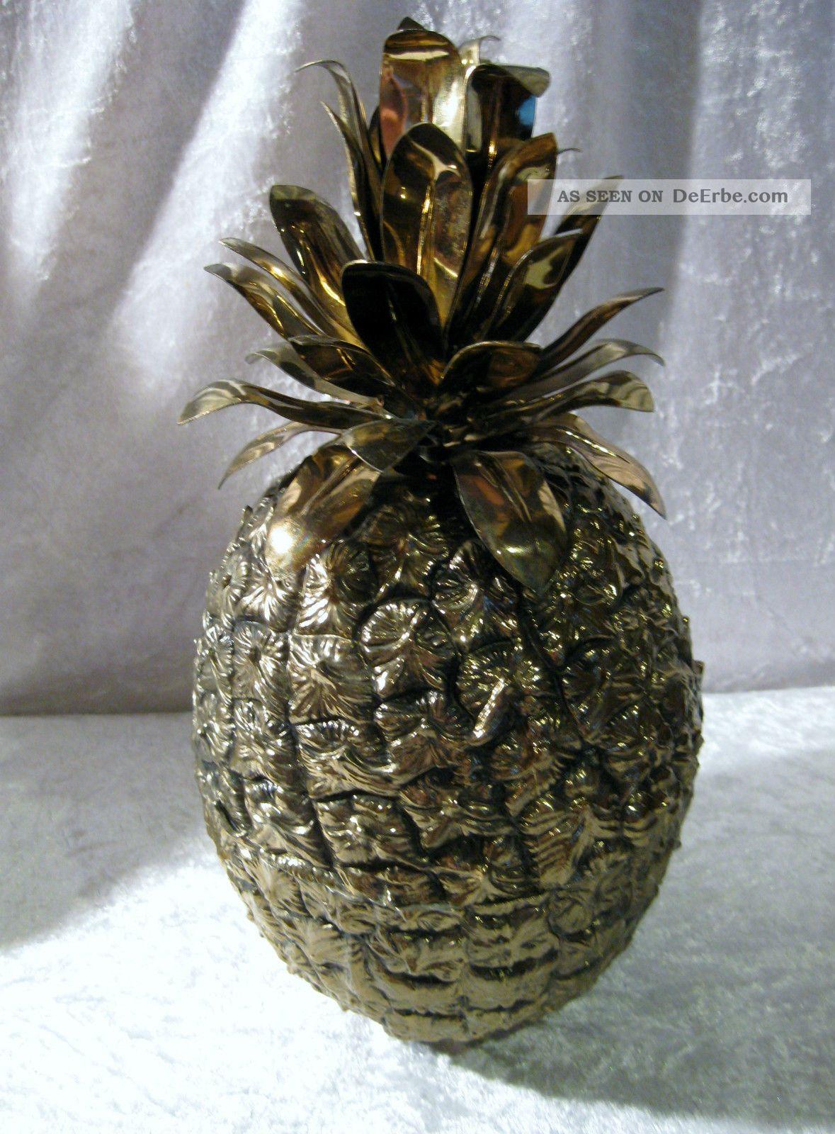 er   ananas cocktail eiskuehler eiswuerfel behaelter