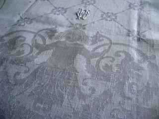 Leinen Handtuch Engel Drachen Mythologie Bild