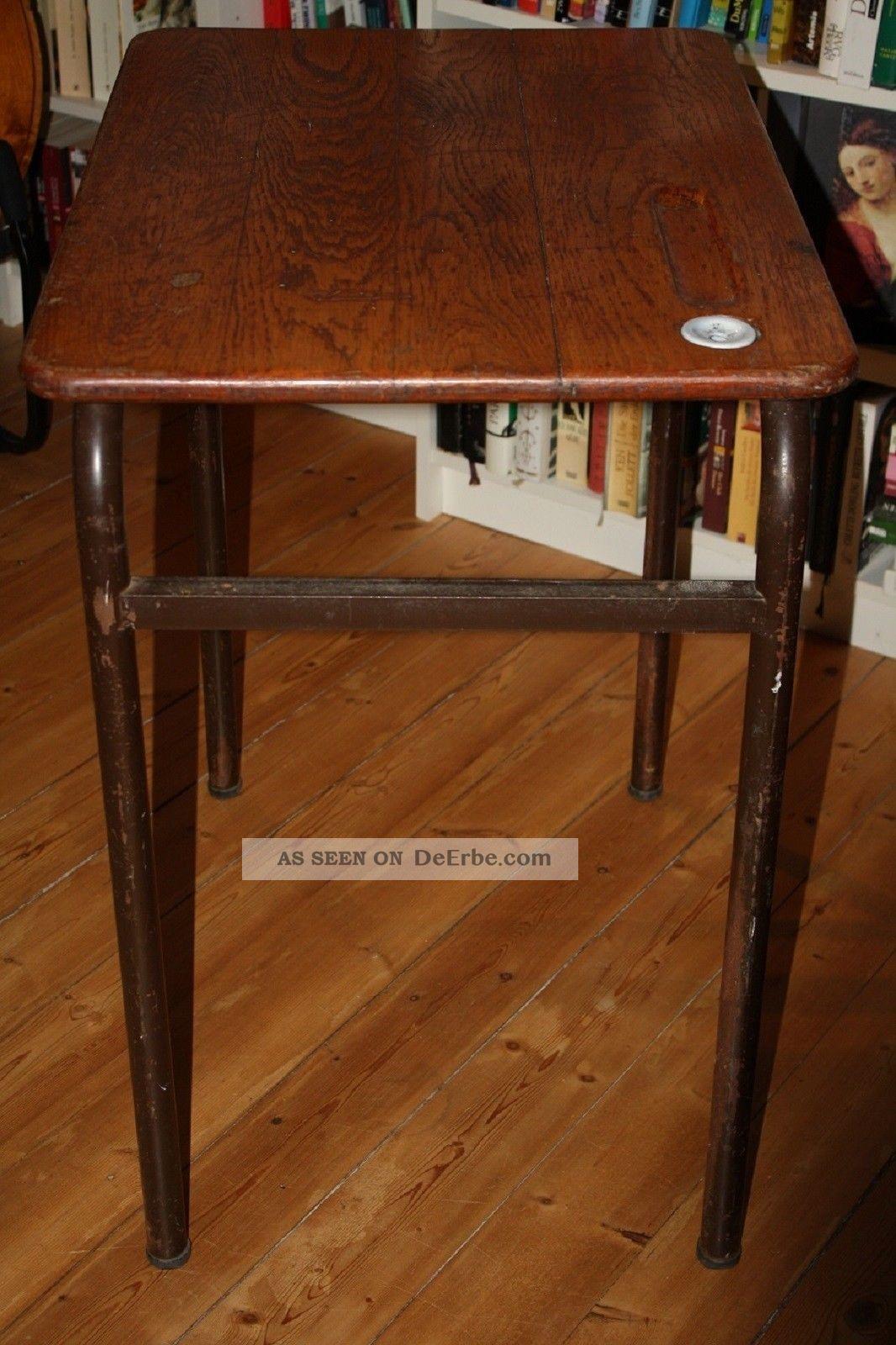 Schultisch maße  Schulpult, Schultisch, Frankreich, Antik, Vintage