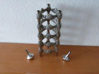 2,  5 Quist Kerzenständer Quistgaard - Stil Nagel Bmf Kerzhenhalter Candleholder Bild