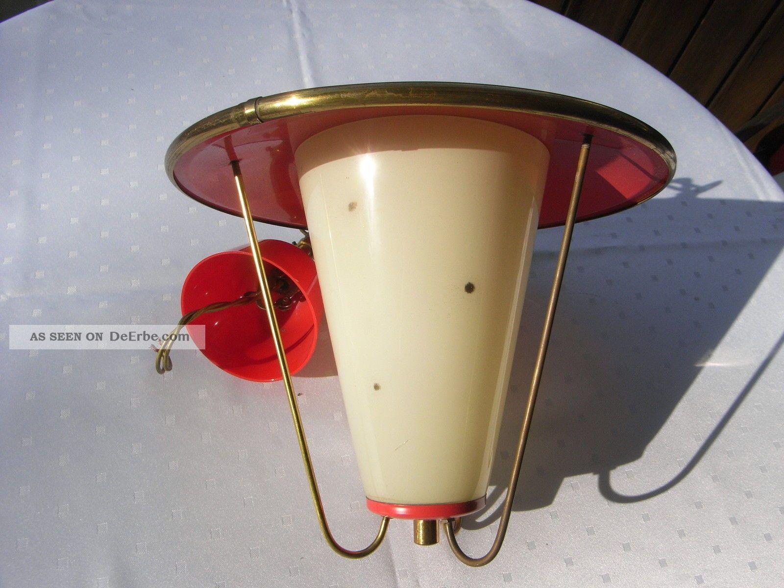 bezaubernde deckenlampe lampe 50er 60er jahre mid century nierentisch ra. Black Bedroom Furniture Sets. Home Design Ideas