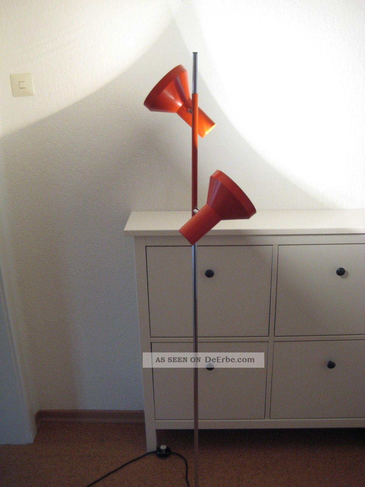 Vintage Stehlampe Von Dgbm Standleuchte Bodenlampe