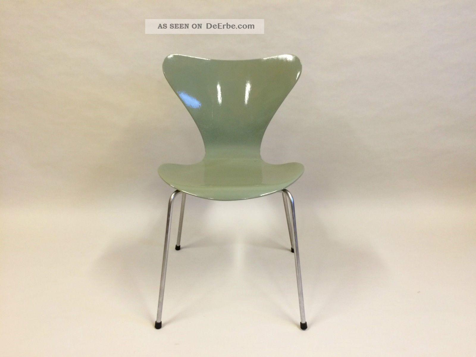 arne jacobsen 3107 stuhl fritz hansen denmark nr 2 von 2. Black Bedroom Furniture Sets. Home Design Ideas