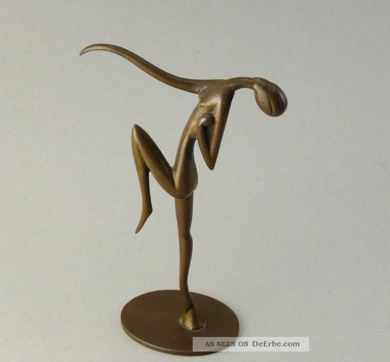 Design & Stil - 1920-1949, Art Déco - Metallobjekte - Antiquitäten