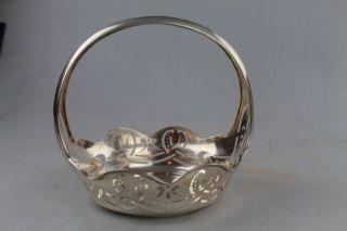 Wiener Jugendstil Jadinere Aus 800 Silber Dianakopfpunze Wunderschöne Arbeit Bild