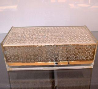Kult - - Wmf - Box - Serviettendose - - S.  Collektion - - 70er Jahre - - Top Bild